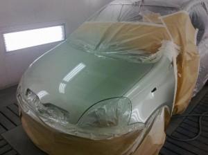 -images-fotoalbum-Toyota Yaris na het spuiten (2)